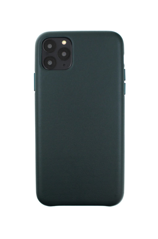 iSuit By Sweden Back Case Genuine Leather Green